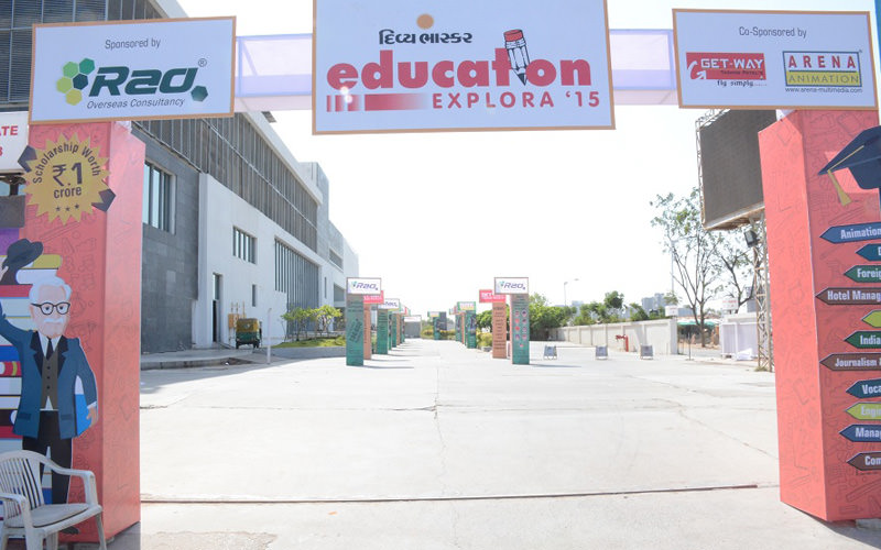 Divya Bhaskar Education Explora 2015